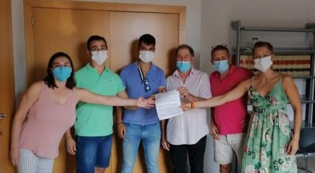PP, C's y Demòcrates Valencians presentan una moción de censura en el Ayuntamiento de Massalfassar