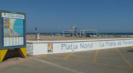 La Pobla de Farnals abrirá su playa con acomodadores