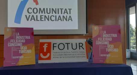 FOTUR y Turisme apoyan a la industria de la felicidad, seguridad y responsabilidad del ocio y turismo de la Comunitat Valenciana