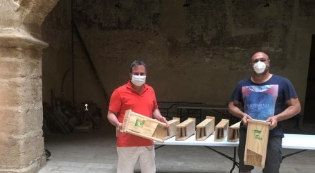 Albalat dels Sorells participa en el projecte «BATHOUSE» iinstal•larefugis per a rates penades