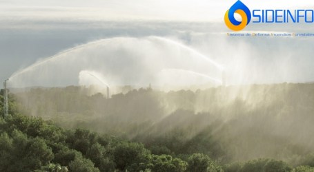 SUEZ España y Medi XXI GSA protegerán con agua regenerada las zonas pobladas de los incendios forestales Gracias