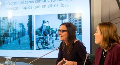 La Diputación dará ayudas a los ayuntamintos para mitigar y adaptarse al cambio climático