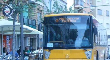 Más de 700 personas utilizan el Bus de Paterna a la Playa en la primera semana de servicio