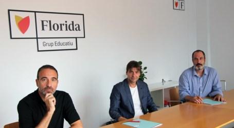 Florida Universitària firma un acuerdo para impartir un 'Bootcamp de Alto de Rendimiento para la Creación Guiones'