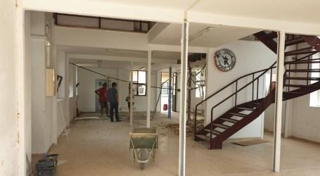Foios mejora los espacios culturales con una inversión de 40.000 euros