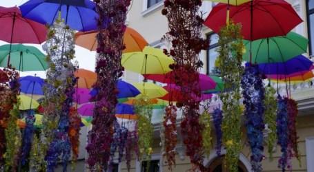 Ya se pueden visitar las decoraciones florales en Paterna, Manises, Rafelbunyol, Godella y Albalat dels Sorells gracias a la Diputación