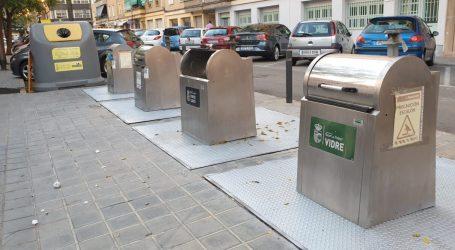Quart de Poblet invierte 48.254 euros en la adecuación de los contenedores soterrados