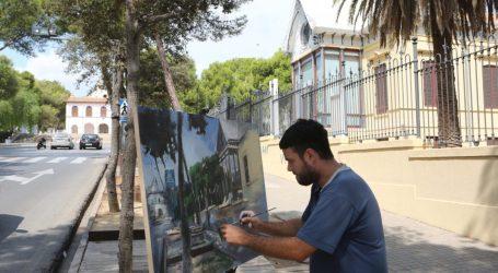 Godella s'omplirà d'artistes en la dissetena edició del concurs de pintura ràpida