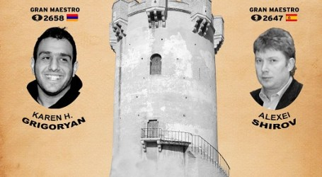 La Torre de Paterna acoge un torneo internacional de ajedrez