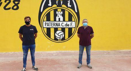 El Ayuntamiento de Paterna y el Paterna CF actualizan su convenio de colaboración