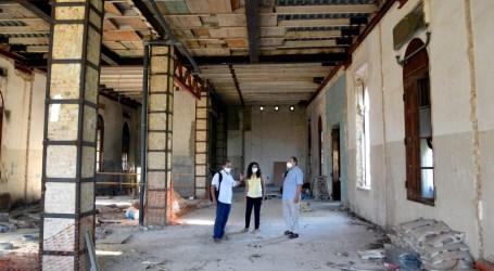Comença la redacció del projecte de centre de dia de Vil·la Amparo a Paiporta