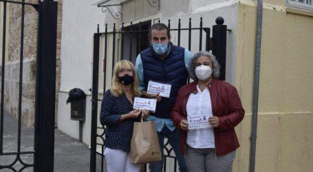 El ayuntamiento de Burjassot reparte 1.000 mascarillas más para los más pequeños de los colegios de Burjassot