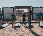MediterraneanSurfSchoolconvida als veïns d'Alboraia a gaudir d'unes sessions gratuïtes d'iniciació al surf