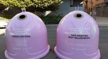 Ecovidrio y el Ayuntamiento de Rocafort presentan la campaña solidaria 'Recicla Vidrio por ellas'