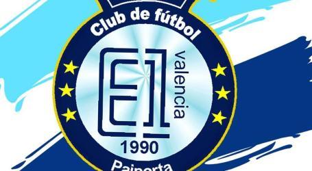 El Club de Futbol E1 Valencia-Paiporta deixa el partit després de rebre insults racistes un dels seus jugadors