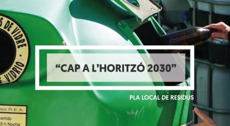 Torrent define su Plan Local de Gestión de Residuos mediante una consulta online a la ciudadanía
