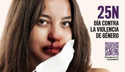 """Paterna lanza la campaña """"Si lo sabes, no lo tapes"""" con motivo del Día Internacional de la Eliminación de la Violencia contra la Mujer"""