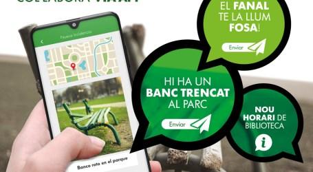Almàssera manifiesta el éxito obtenido en el municipio tras la implantación de Línea Verde
