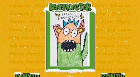 Los Benemonster de Benetússer protagonizan el calendario municipal del 2021