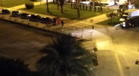 La policía disuelve una pelea entre pandillas juveniles en Mislata