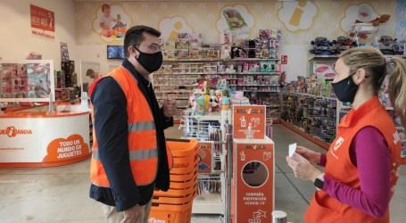Alfafar recuerda las medidas anti-COVID en comercios de cara al puente
