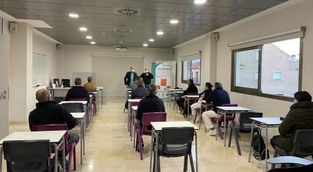 El Ayuntamiento de Massamagrell da la bienvenida a las 12 personas contratadas a través del programa ECOVID de la Generalitat