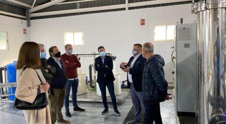 Rafelbunyol estrena una renovada planta de ósmosis inversa de última generación tecnológica y multiplica la producción de agua