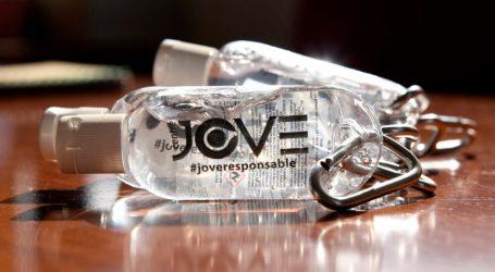 El Centre Jove de Paiporta reparteix 2.000 gels hidroalcohòlics dins de la campanya #JoveResponsable