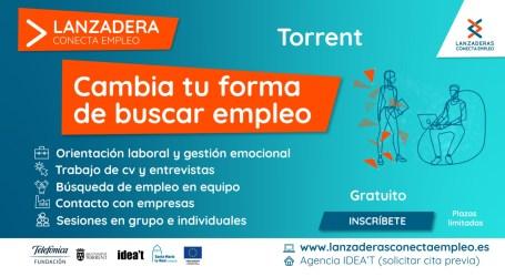 Lanzadera Conecta Empleo vuelve a Torrent en marzo