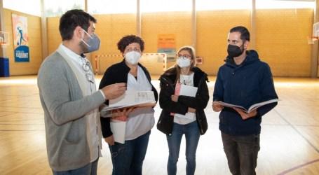 El pabellón del Quint de Mislata se convertirá en un macro recinto médico para vacunar