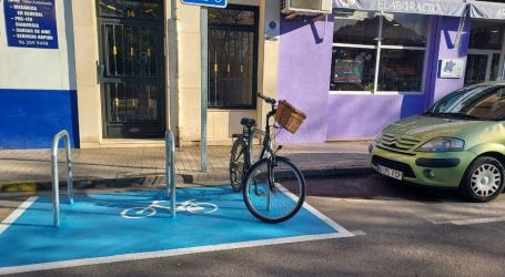 Xirivella instala 30 aparcabicis por todo el municipio