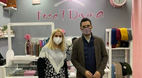 El Ayuntamiento y Caixa Popular ponen en marcha la Línea Emprèn de apoyo financiero a los emprendedores de Paterna