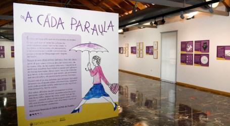El Museu de la Rajoleria celebra el 8M amb la inauguració de l'exposició 'A cada paraula'