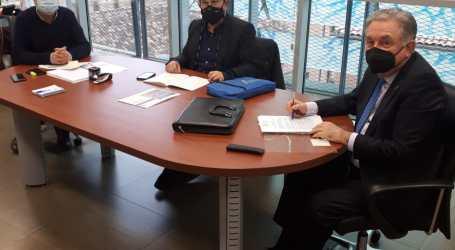 Fotur se reúne con el director general de Emergencias y Seguridad