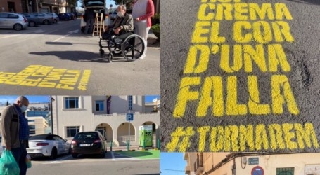 Así han amanecido hoy las calles de Valencia y algunas de l'Horta