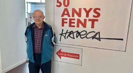 """Aldaia acull l'exposició """"50 anys fent HARCA"""""""