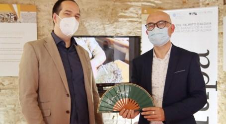 Alaquàs apoya la candidatura de Aldaia como «Ciudad Creativa de la Artesanía del Abanico» de la UNESCO