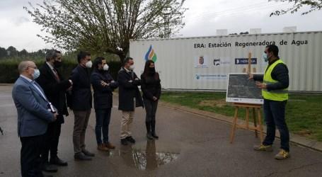 Europa pendiente del proyecto Guardian para la prevención de incendios en la Vallesa