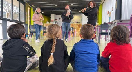 Massamagrell concluye su escuela vacacional «Música de Pascua»