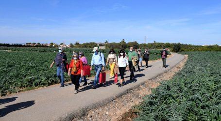 Paiporta convoca a la ciutadania a les'Passejades per l'horta'