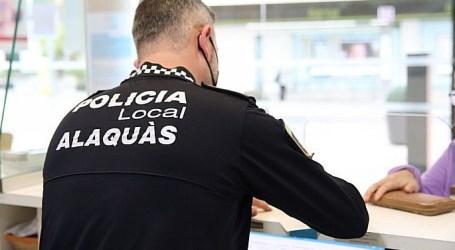 L'Oficina d'Objectes Perduts d'Alaquàs torna més de 700 euros als seus propietaris