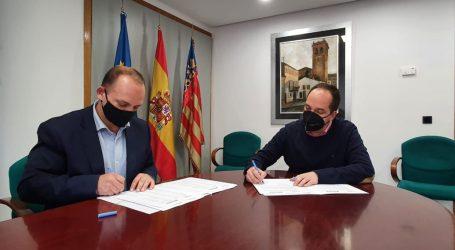 Aldaia firma un convenio con la Generalitat que logra el derecho de tanteo para la compra de viviendas