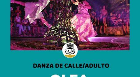 Burjassot retoma su programación cultura con «Olea»