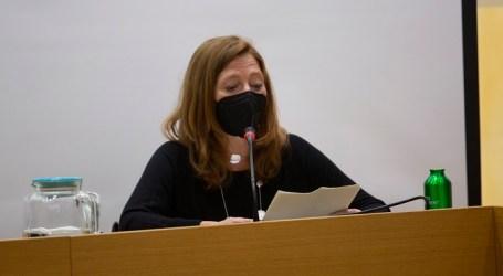 Eva Sanchis s'acomiada com a alcaldessa de Godella