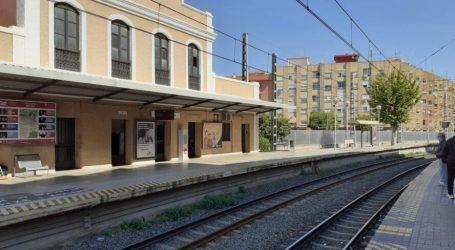 La Generalitat renovará la estación de Torrent de Metrovalencia para mejorar la accesibilidad e incorporar líneas de validación