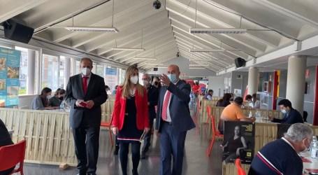 Más de 700 personas participan en el Foro Connecta Labora celebrado en Massamagrell