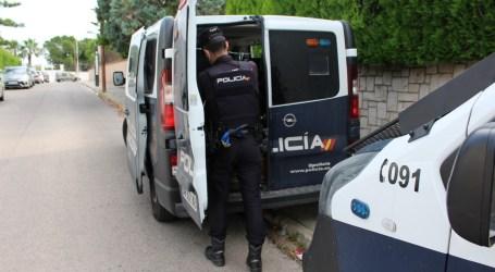 La Policía Nacional detiene en Paterna a un hombre tras amenazar con una escopeta a un taxista