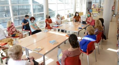 Cloenda del Club de Lectura amb la visita de l'autora Núria Tamarit i una sessió dedicada a la il·lustració valenciana