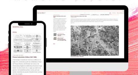 Alfara del Patriarca crea un arxiu digital de memòria popular per recuperar i conservar la seua història