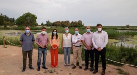 La Marjal de Massamagrell acogió el Foro Comarcal El Meridiano sobre medio ambiente